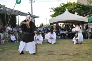 与論十五夜踊450周年記念行事4