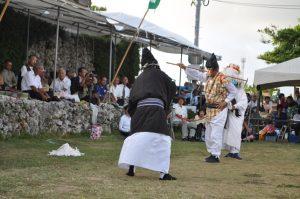 与論十五夜踊450周年記念行事5