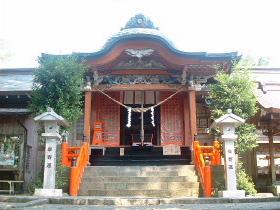 5. 新田神社 (にったじんじゃ)