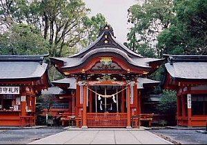 枚聞神社 (ひらききじんじゃ)