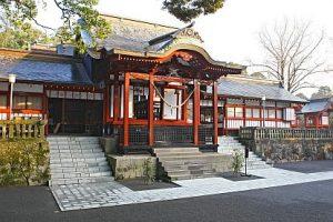 7.鹿児島神宮 (かごしまじんぐう)