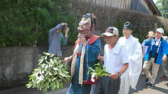 御田植祭り